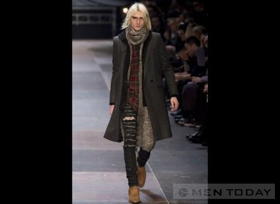 Thời trang nam ấn tượng cho mùa thu đông 2013 – 2014