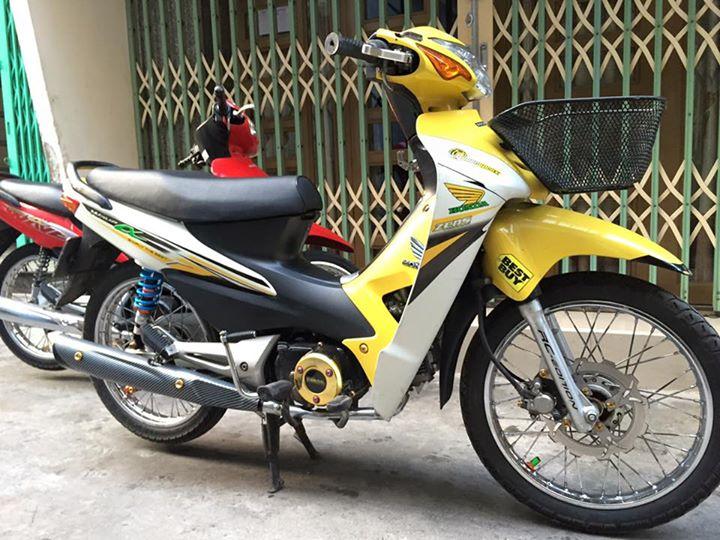 Wave a kiểng phiên bản yellow nổi bật - 1