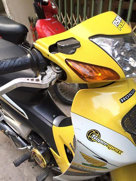 Wave a kiểng phiên bản yellow nổi bật - 3