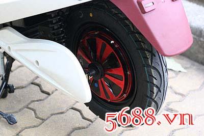 Xe điện sunra vespa cá tính giá rẻ - 5