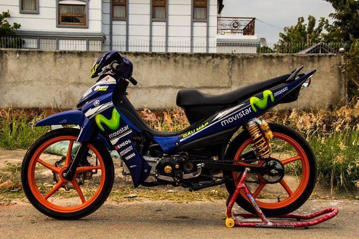 Yamaha jupiter độ máy nước - 1