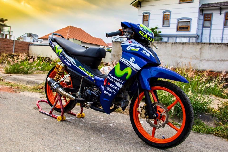 Yamaha jupiter độ máy nước - 2