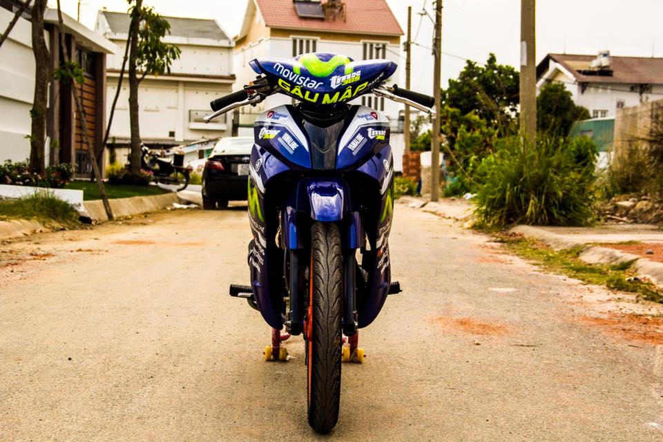 Yamaha jupiter độ máy nước - 3