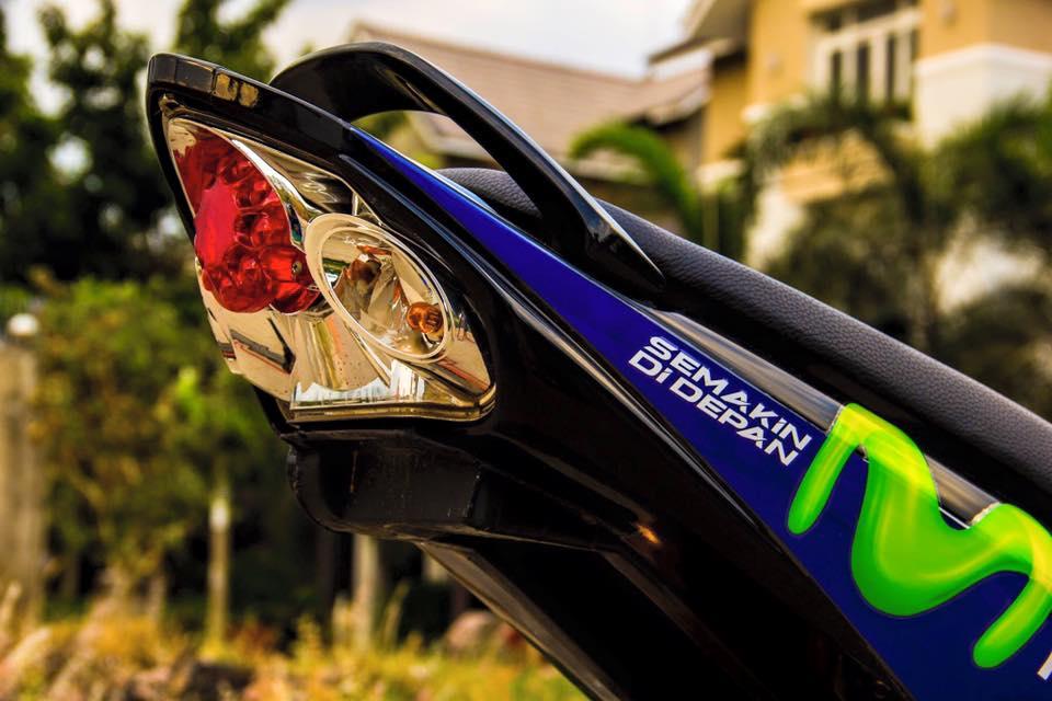 Yamaha jupiter độ máy nước - 5