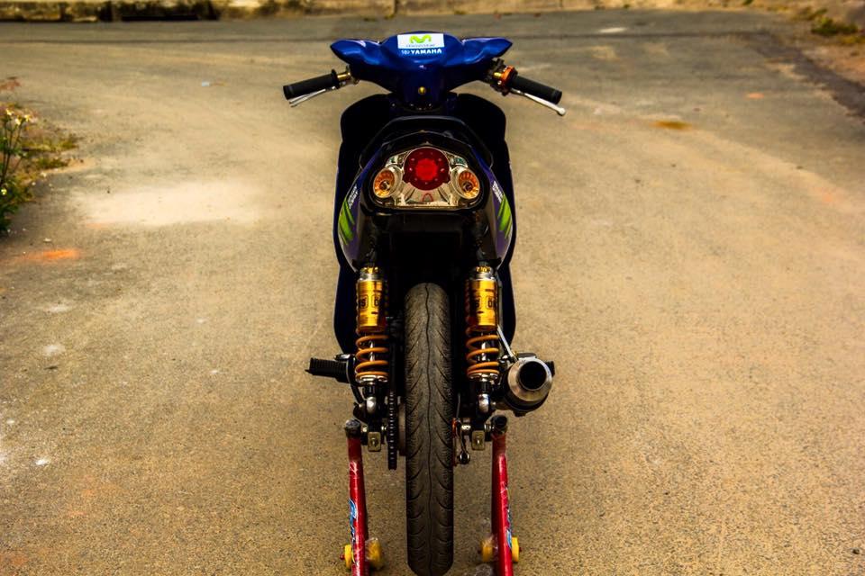 Yamaha jupiter độ máy nước - 8
