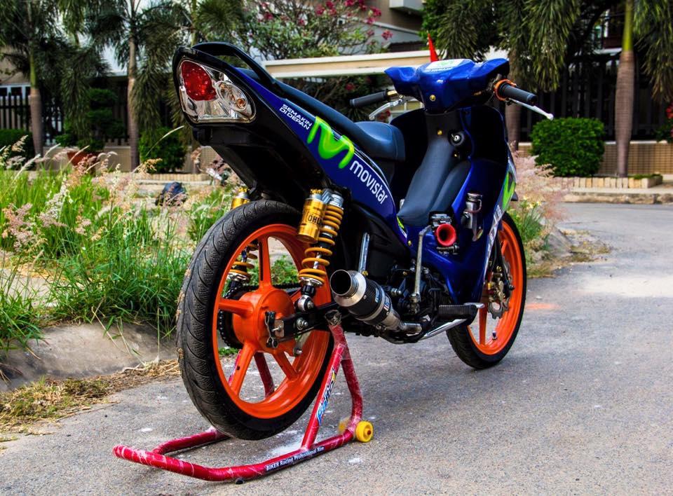 Yamaha jupiter độ máy nước - 10
