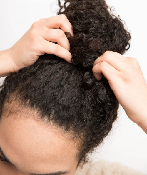 15 mẹo giữ nếp tóc xoăn không cần sấy - 8