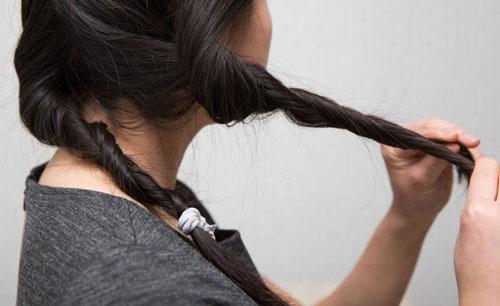 15 mẹo giữ nếp tóc xoăn không cần sấy - 14
