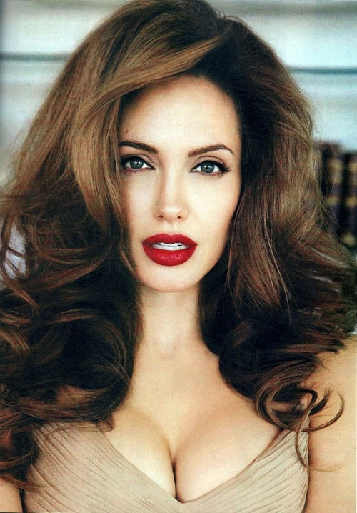 2 màu son ruột của người phụ nữ đẹp nhất thế giới - 1