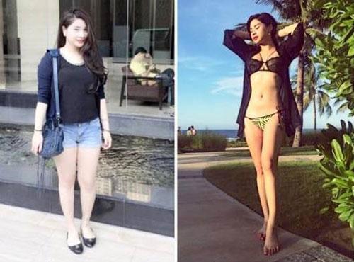 9x hàng hiệu giảm 20kg trong 2 tháng vì bị bạn trai chê - 5