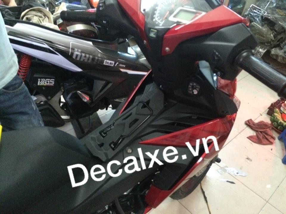 Baga inox xe winner 150 - 5