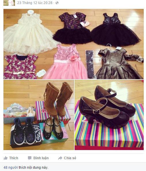 Bé gái sài gòn sở hữu tủ quần áo hàng trăm món tuyệt đẹp - 4
