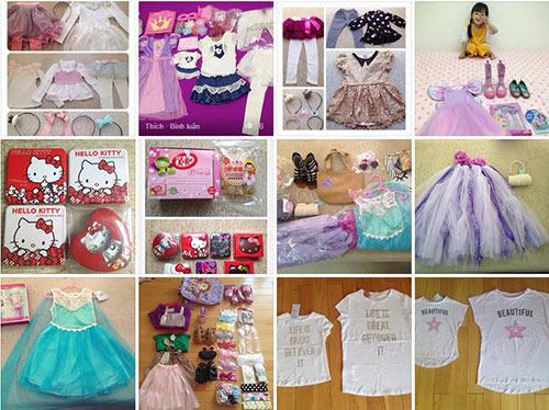 Bé gái sài gòn sở hữu tủ quần áo hàng trăm món tuyệt đẹp - 6