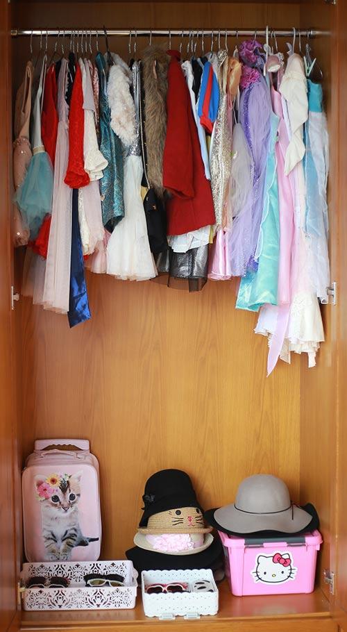 Bé gái sài gòn sở hữu tủ quần áo hàng trăm món tuyệt đẹp - 7