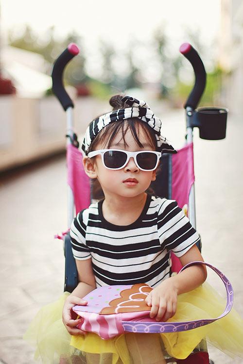 Bé gái sài gòn sở hữu tủ quần áo hàng trăm món tuyệt đẹp - 9