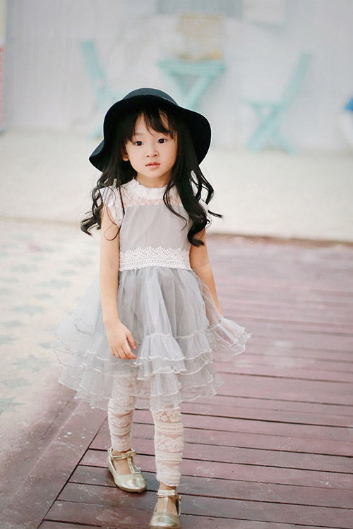 Bé gái sài gòn sở hữu tủ quần áo hàng trăm món tuyệt đẹp - 10