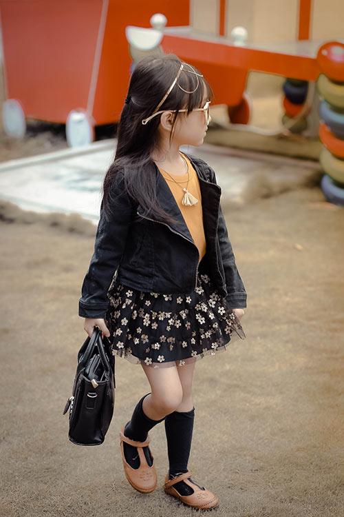 Bé gái sài gòn sở hữu tủ quần áo hàng trăm món tuyệt đẹp - 14