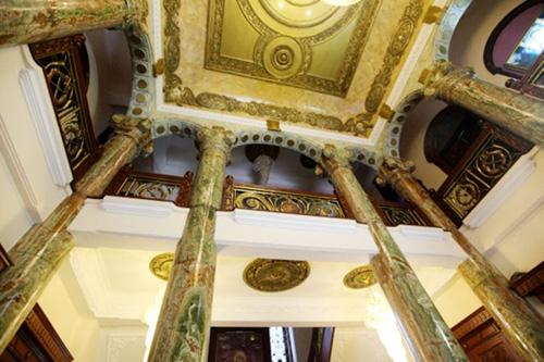Biệt thự cổ điển đầu tiên ở hà nội