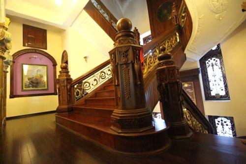 Biệt thự cổ điển đầu tiên ở hà nội - 11