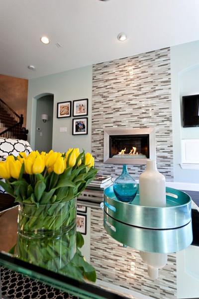 Bình hoa tulip đem mùa xuân vào nhà - 5