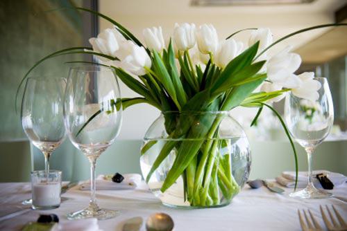 Bình hoa tulip đem mùa xuân vào nhà - 11