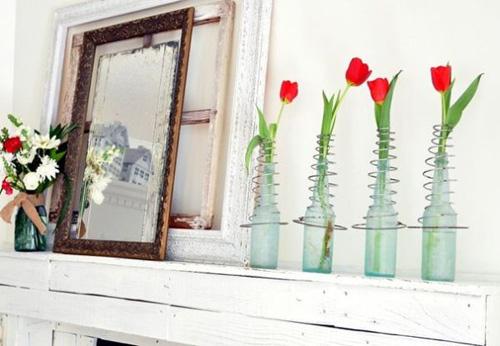 Bình hoa tulip đem mùa xuân vào nhà - 12