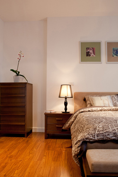 Bố trí nội thất căn hộ chung cư 160 m2 - 8