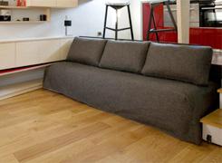 Bố trí nội thất căn hộ chung cư 160 m2 - 10