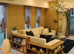 Bố trí nội thất căn hộ chung cư 160 m2 - 11