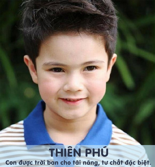 Cách đặt tên cho con trai cả đời mạnh mẽ thành đạt p1 - 1