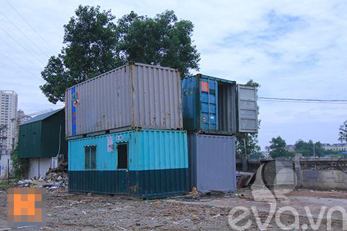 Chiêm ngưỡng văn phòng container ở hà nội - 9