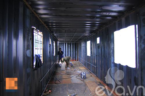 Chiêm ngưỡng văn phòng container ở hà nội - 10