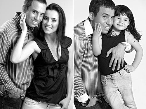 Con gái cùng bố tái hiện ảnh cưới của người mẹ quá cố - 3