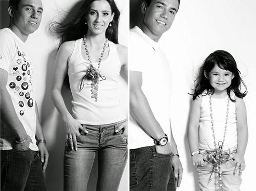 Con gái cùng bố tái hiện ảnh cưới của người mẹ quá cố - 6