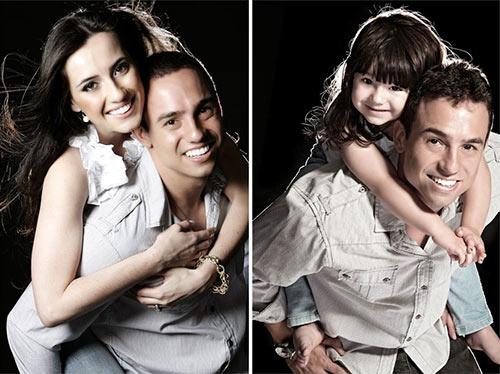 Con gái cùng bố tái hiện ảnh cưới của người mẹ quá cố - 10