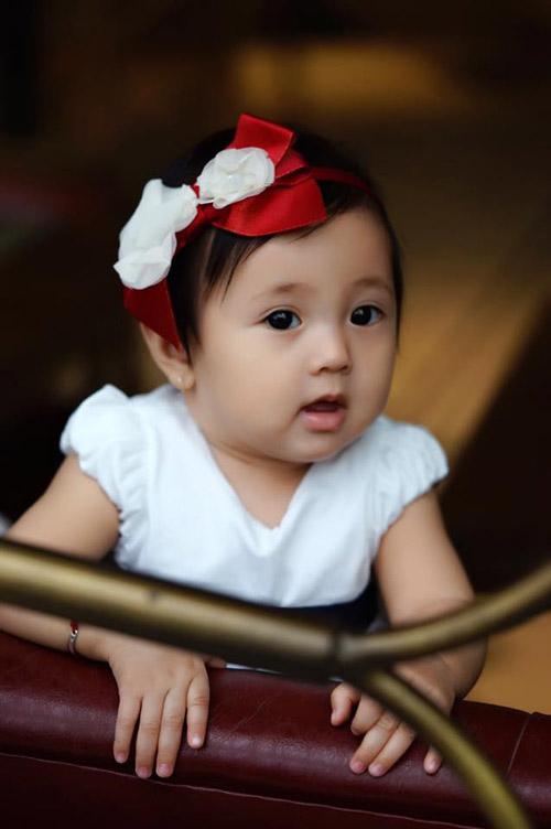 Con gái hà kiều anh môi trái tim mắt huyền xinh ngẩn ngơ - 5