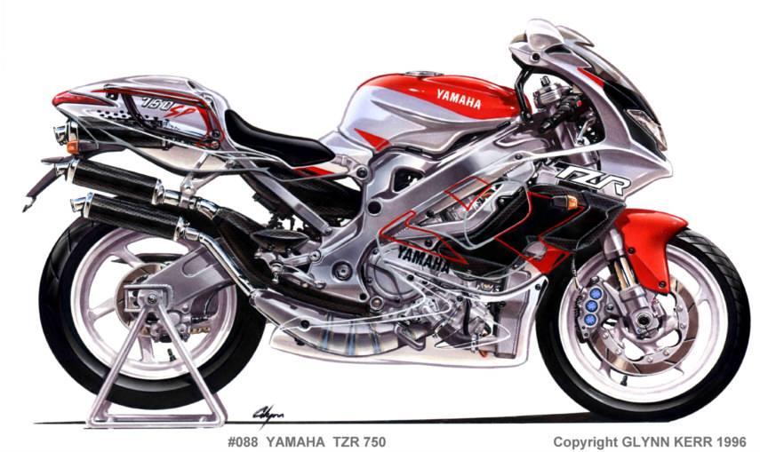 Cùng tìm hiểu về động cơ 2 thì cho xe máy và mô tô phân khối lớn - 1