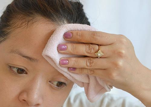 Da sạch mịn với mặt nạ dâu tây - 7