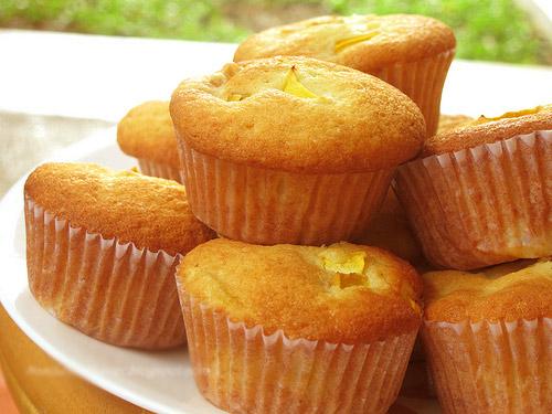Hấp dẫn với bánh muffin xoài sữa chua - 1