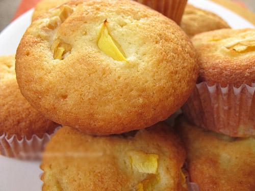 Hấp dẫn với bánh muffin xoài sữa chua - 3