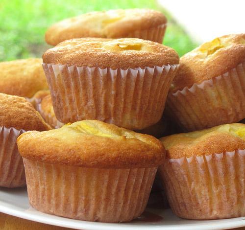Hấp dẫn với bánh muffin xoài sữa chua - 4