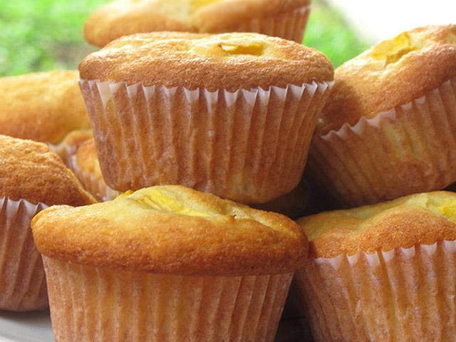 Hấp dẫn với bánh muffin xoài sữa chua - 5