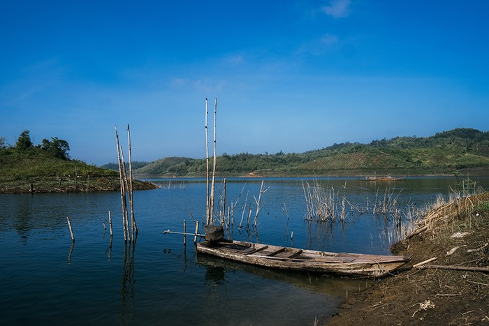 Hồ tà đùng điểm hẹn mới cho dân phượt du lịch bụi - 4