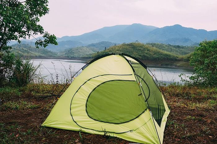 Hồ tà đùng điểm hẹn mới cho dân phượt du lịch bụi - 7