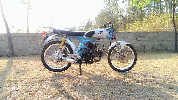 Honda 67 độ kiểng nhẹ để giành đi cf sáng - 2