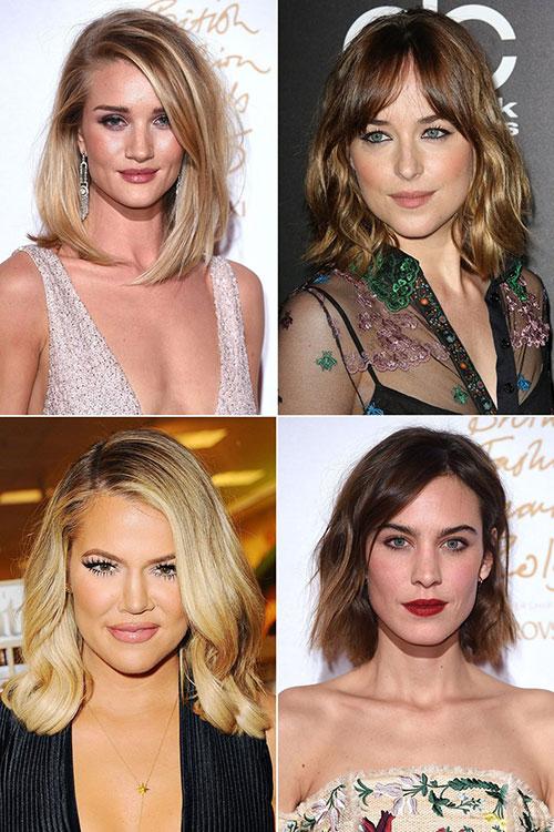 Khuôn mặt bạn phù hợp với kiểu tóc bob hay lob - 16
