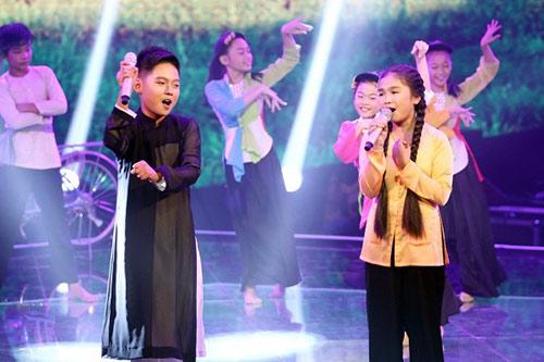 Liveshow 5 ghvn nức lòng vì hoàng anh huyền trân kết đôi