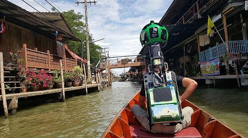 Người đàn ông được google thuê để vượt 12000 km chụp cảnh đẹp thái lan - 2