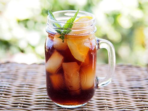 Nhâm nhi trà nóng vị hoa quả ngày lạnh - 5
