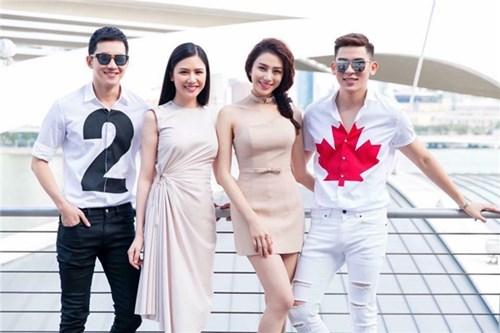 Những góc khuất ít người biết của các thí sinh the face vietnam - 5
